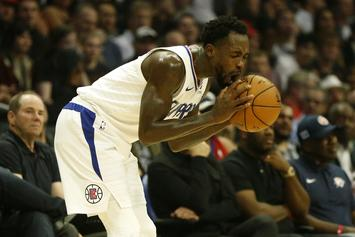 Patrick Beverley Delivers NSFW Interview In Front Of Clippers Fans