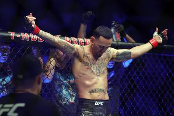 Max Holloway & Joe Rogan Question The UFC's Judges: Watch