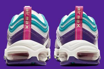 Hornets-Inspired Nike Air Max 97 Coming Soon: Official Images