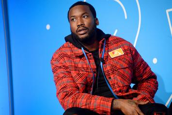 """Meek Mill Calls Out Companies For Exploiting Aspiring Artists With """"Slave Deals"""""""