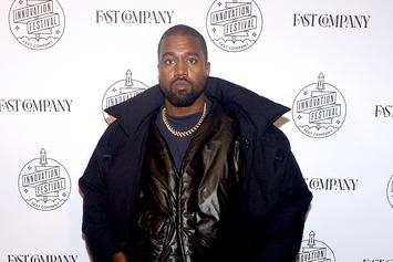 """Kanye West's Construction On Wyoming Ranch Halted By """"Imperiled"""" Bird"""