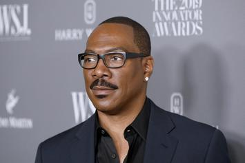 "Eddie Murphy's ""SNL"" Episode Earns Show Highest Ratings In Years"