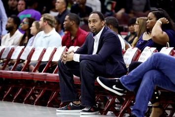 Stephen A. Smith's Latest Bit Of Cowboys Hate Is His Funniest Yet