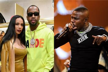 Erica Mena Reminds DaBaby Who Had The Best Nude Photo Leak Of All Time