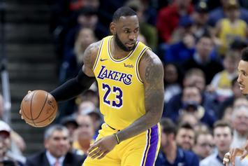 LeBron James Injury Status Revealed Ahead Of Christmas Day Game