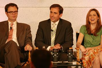 """""""The Office"""" Creator """"Has An Idea"""" For Series Reboot: """"He Wants To Do It"""""""