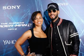 Swizz Beatz Addresses Baby Mama Who Called Out Alicia Keys Over Parenting Issues