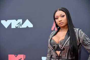 Megan Thee Stallion Holds Back Tears In Emotional Post About Her Mother