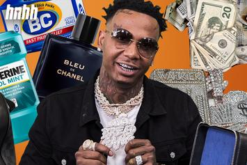 "Moneybagg Yo Explains The Importance Of Staying Fresh On ""In My Bag"""