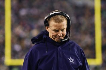 Cowboys Head Coach Jason Garrett Opens Up About Firing Rumors