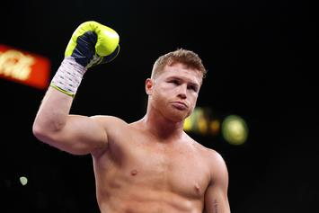 Canelo Alvarez Reveals Which UFC Fighter He Would Box: Watch