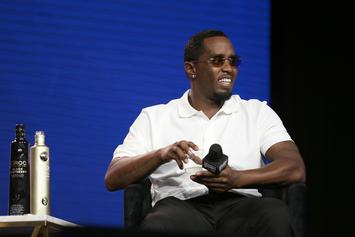 """Diddy Called On By Kids With Cancer To Dance With Them To """"Bad Boy For Life"""""""