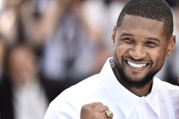 """Usher Is """"Knocking Down Decades"""" In His Career, Is Excited About New Album"""