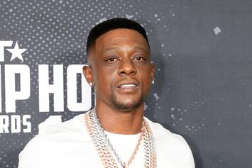 "Boosie Badazz Is Livid After DaBaby's Arrest: ""I'ma F*ck That Concert Promoter Up"""