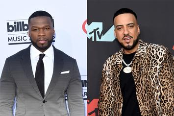 """French Montana Spites 50 Cent By Leaking Crucial Clip Of Tonight's """"Power"""" Episode"""