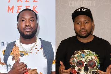 Meek Mill Dubbed A Hypocrite By DJ Akademiks For Tweet About US Soldiers