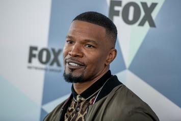 "Jamie Foxx Drew Inspiration From Father's Jail Stint To Portray ""Just Mercy"" Character"