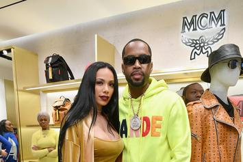 Safaree & Erica Mena's Fight Over Yandy Is Being Mocked As Poor Scripting