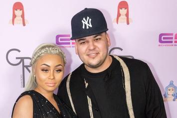 "Rob Kardashian Calls Blac Chyna A ""Danger"" To Daughter, Seeks Custody"