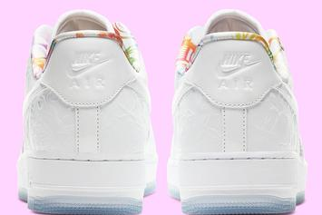 "Nike Air Force 1 Low ""Year Of The Rat"" Coming Soon: Official Photos"