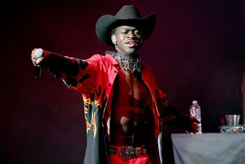 "Lil Nas X Posts Two IG Videos That Show The Success Of ""Old Town Road"" Within A Year"