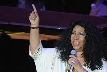 Aretha Franklin's Son Lashes Out At Biopic Producers, Asks Fans Not To Support Film