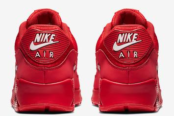 Off-White x Nike Air Max 90 Rumored To Drop In Red Colorway: What To Expect