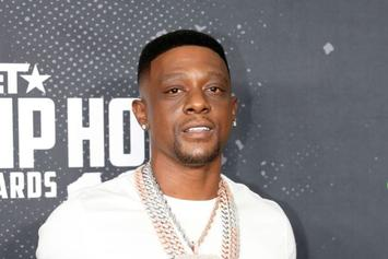 "Boosie Badazz ""Gives Back"" To Kappas, Launches Stroll Contest With $6K Prize"