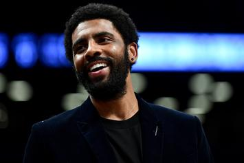 Report: Kyrie Irving Expected To Return To Nets' Lineup Sunday