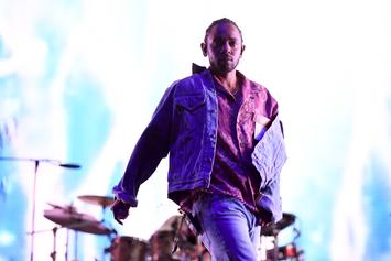 Kendrick Lamar's Next Album Rumoured To Be Complete & Rock-Influenced