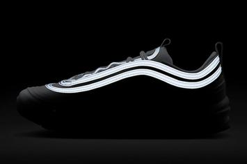 "Nike Unveils ""Fire Emoji"" Air Max 97: Official Images"