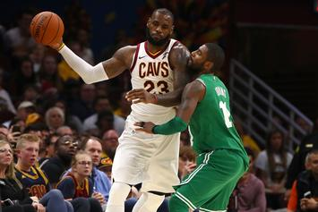 LeBron James & Kyrie Irving's Relationship Explained By Tyronn Lue