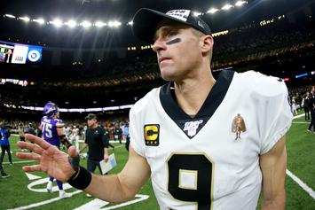 Drew Brees Mercilessly Trolled On Twitter After Donald Trump Photo
