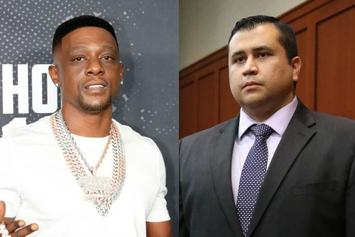 Boosie Badazz Denies Report That He Beat Up George Zimmerman At Walmart