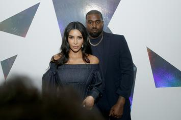 "Kim Kardashian & Kanye West So ""Moved"" By ""Just Mercy"" They'll Pay For You To Watch It"