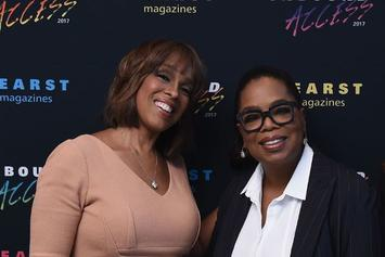 "Gayle King Defends Oprah Winfrey, Says She Wasn't ""Muzzled"" Over #MeToo Doc"