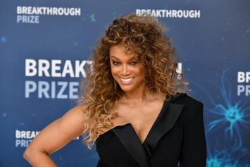 "Tyra Banks & Boyfriend Louis Bélanger-Martin Are ""Very Much In Love"""