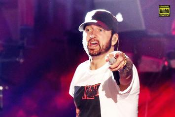"Eminem's ""Music To Be Murdered By"": Dre Beats, Lord Jamar Disses & New Friends"