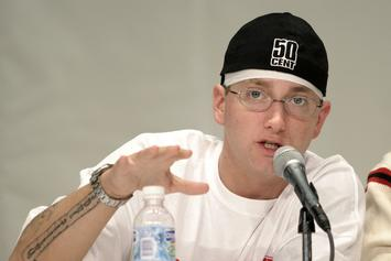 """Eminem Continues To Fire Shots At Lord Jamar On """"I Will"""""""
