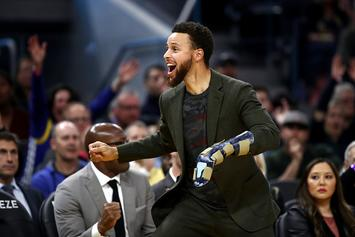 Steph Curry's Targeted Return Date Revealed