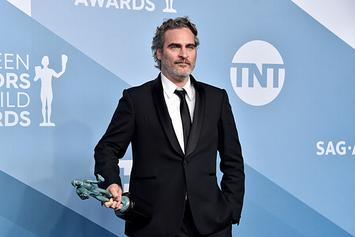 Joaquin Phoenix Ditched SAG Awards After Party For Slaughterhouse Vigil