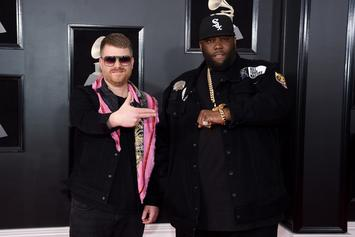 "Run The Jewels Provide Another Update On The ""Best RTJ Album Yet"""