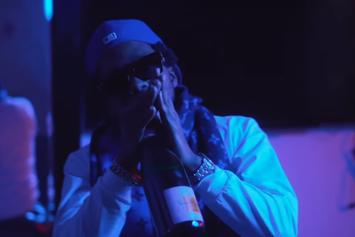 "Curren$y Continues His Reign As Underground King In ""Decisions"" Video"
