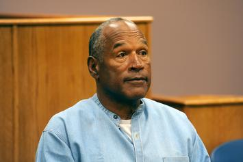 OJ Simpson Blasts MLB Hall Of Fame Voter Who Snubbed Derek Jeter