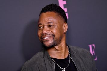 Cuba Gooding Jr. Gets Slap On The Wrist For Showing Up Late To Court