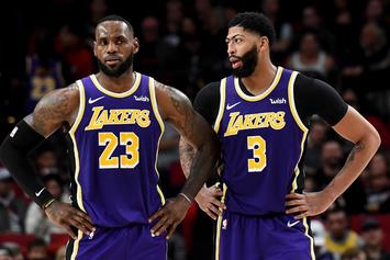LeBron James Hilariously Shades Anthony Davis Over All-Star Draft