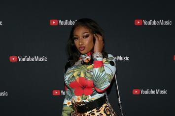 """Megan Thee Stallion Moves Her Booty In Slow Motion To New Single """"B.I.T.C.H"""""""