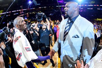 "Shaq Comments On The Tragic Passing Of Kobe Bryant: ""I'm Sick Right Now"""