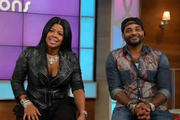 """Chrissy Lampkin Watches 2011 VH1 Clip Where She Proposes To Jim Jones: """"That Was A Lot"""""""