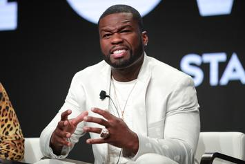 50 Cent's Shook After LA Chinese Restaurant Reveals Coronavirus Prevention Plan